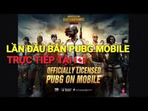 Image [Bình luận PUBG MOBILE] TEST GAME PUBG MOBILE NÀOOOOOOO ^^