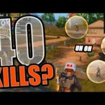 Image GOING FOR THE 40-BOMB – LIGHTS OUT SQUADS – PUBG Mobile