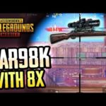 Image KAR98K with 8X SCOPE is NASTY! PUBG Mobile