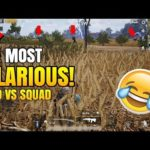 Image The MOST HILARIOUS ENDING! | Solo VS Squad | PUBG Mobile Funny Moments!