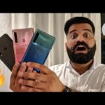 Image Samsung Galaxy A9 – World's First Phone with 4 Rear Cameras – First Look🔥🔥🔥