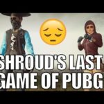 Image Shroud's VERY LAST Game Of PUBG ▪  ▎And His BEST Sniper Shot EVER!  ▎